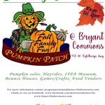 Hinesville's 2019 Pumpkin Patch event is set for Saturday, October 12, 2019 from 10 a.m. to 2 p.m
